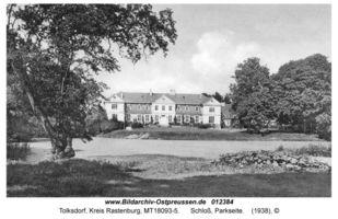 Tolksdorf Kr. Rastenburg, Kreis Rastenburg