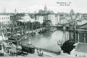 Königsberg (Pr.), Stadtkreis Königsberg Kneiph. Langgasse