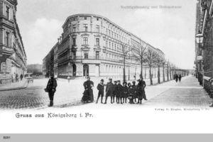 Königsberg (Pr.), Stadtkreis Königsberg Nachtigallensteig