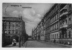 Königsberg (Pr.), Stadtkreis Königsberg Henschestraße