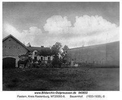 Pastern, Kreis Rastenburg