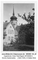 Argenbrück, Kreis Tilsit-Ragnit