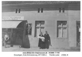 Kreuzingen, Kreis Elchniederung
