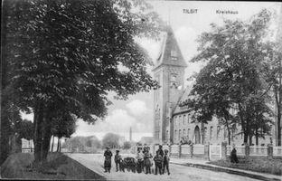 Tilsit, Stadt, Stadtkreis Tilsit