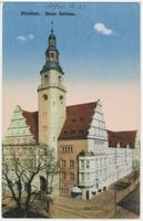 Allenstein, Stadtkreis Allenstein