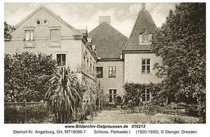 Steinort Kr. Angerburg, Ort, Kreis Angerburg