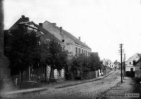 Barten Kr. Rastenburg, Kreis Rastenburg Hauptstraße (fr. Rastenburger Straße)