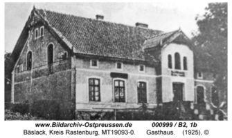 Bäslack, Kreis Rastenburg