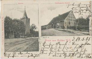 Goldau, Kreis Rosenberg