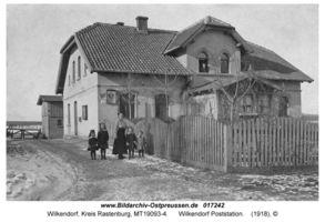 Wilkendorf Kr. Rastenburg, Kreis Rastenburg