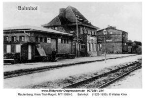 Rautenberg, Kreis Tilsit-Ragnit