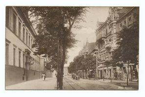Tilsit, Stadt, Stadtkreis Tilsit Hohe Straße