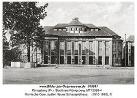Königsberg (Pr.), Stadtkreis Königsberg Hufenallee 2