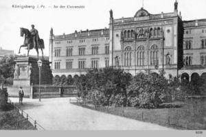 Königsberg (Pr.), Stadtkreis Königsberg Paradeplatz