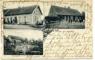 Ostau Kr. Angerburg, Kreis Angerburg