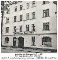Tilsit, Stadt, Stadtkreis Tilsit Kleffelstraße 7
