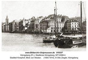 Königsberg (Pr.), Stadtkreis Königsberg Kai