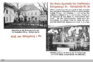 Königsberg (Pr.), Stadtkreis Königsberg Straße der SA 56