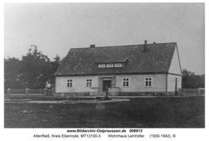 Altenfließ (Ostpr.), Kreis Ebenrode