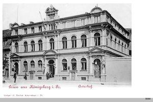 Königsberg (Pr.), Stadtkreis Königsberg Dohlenweg