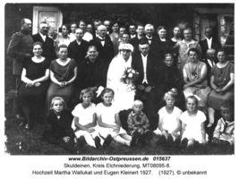 Skuldeinen, Kreis Elchniederung