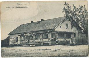 Tannsee, Ort, Kreis Gumbinnen