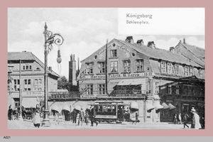 Königsberg (Pr.), Stadtkreis Königsberg Französische Straße 14