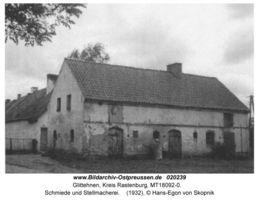 Glittehnen Kr. Rastenburg, Kreis Rastenburg