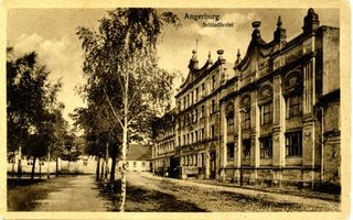 Angerburg Kr. Angerburg, Stadt, Kreis Angerburg Kattestraße