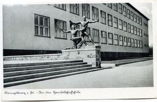 Königsberg (Pr.), Stadtkreis Königsberg Tragheimsdorf 1
