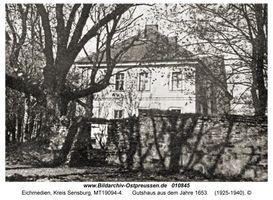 Eichmedien, Kreis Sensburg