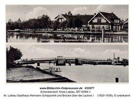 Schenkendorf, Kreis Labiau