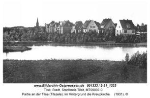 Tilsit, Stadt, Stadtkreis Tilsit Bismarckstraße