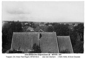 Trappen, Ort, Kreis Tilsit-Ragnit