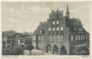 Friedland (Ostpr.), Kreis Bartenstein