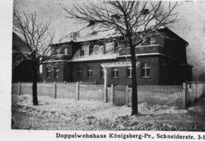 Königsberg (Pr.), Stadtkreis Königsberg Schneiderstraße 3-5