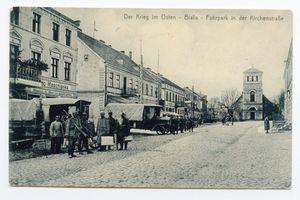 Gehlenburg, Kreis Johannisburg