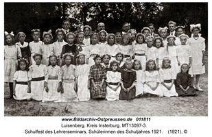 Luisenberg Kr. Insterburg, Kreis Insterburg