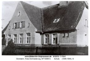 Gründann Kr. Elchniederung, Kreis Elchniederung