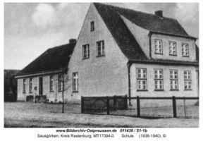 Sausgörken, Kreis Rastenburg