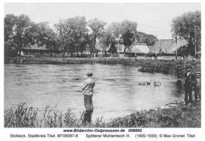Stolbeck, Stadtkreis Tilsit