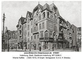 Insterburg, Stadt, Stadtkreis Insterburg Belowstraße