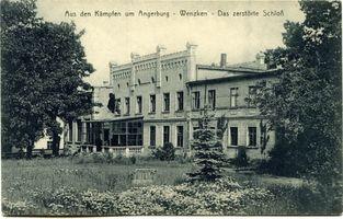 Wenzken, Kreis Angerburg