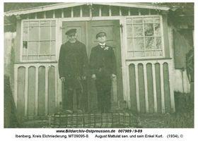 Ibenberg, Kreis Elchniederung