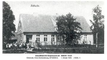 Erlenrode, Kreis Elchniederung