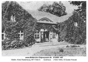 Wettin, Kreis Rastenburg