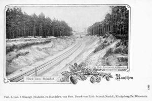 Rauschen Kr. Samland, Kreis Samland