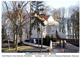 Groß Pötzdorf, Kreis Osterode