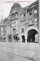 Königsberg (Pr.), Stadtkreis Königsberg Straße der SA 1