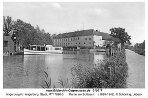 Angerburg Kr. Angerburg, Stadt, Kreis Angerburg